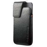 BLACKBERRY Leather Swivel Holster - Black [ABB-TORCH-LSHB]